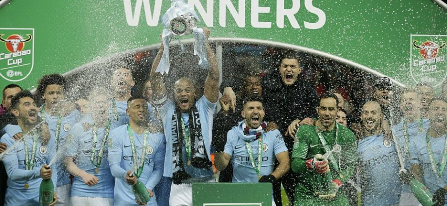 Manchester City Win the Carabao Cup After Defeating Chelsea 1