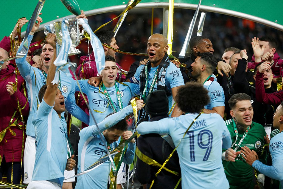 Manchester City Win the Carabao Cup After Defeating Chelsea 2