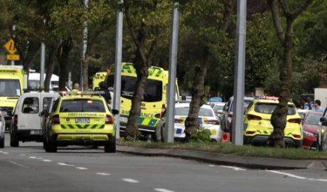 Terrorism Attack in New Zealand 3