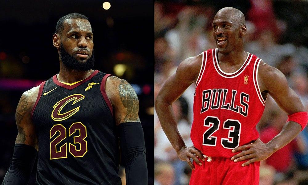 Lebron James Surpasses Michael Jordan As NBA's All Time Scorer - Newslibre