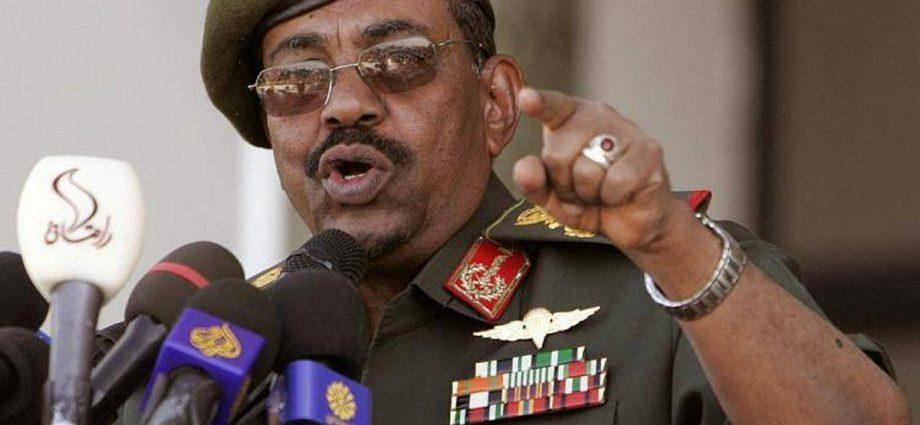 Sudan President Hassan Omar al-Bashir has Stepped Down 1
