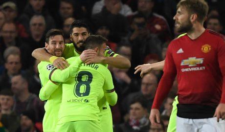 Manchester United were Impressive Despite Loss to Barcelona 1