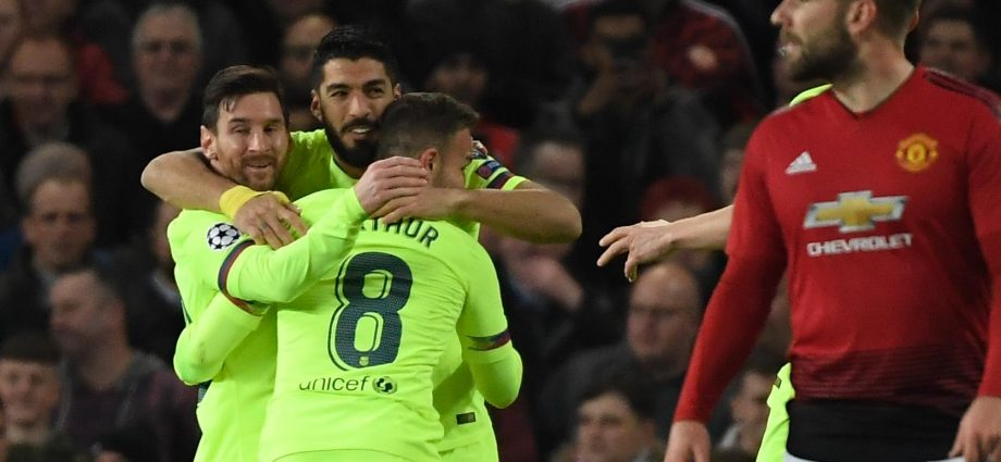 Manchester United were Impressive Despite Loss to Barcelona 1