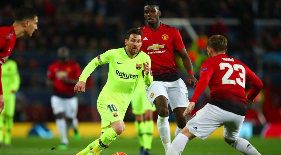Manchester United were Impressive Despite Loss to Barcelona 3