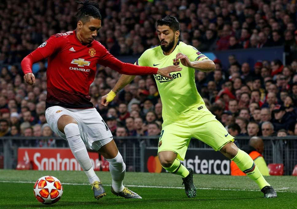 Manchester United were Impressive Despite Loss to Barcelona 4