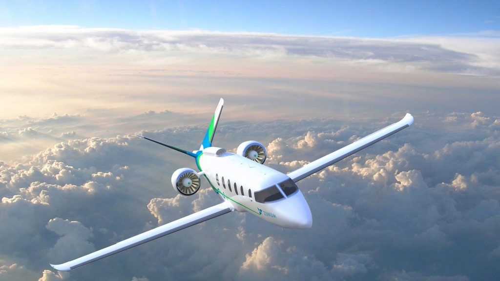 Hawaii Airline To Test Electric Hybrid Plane   Newslibre