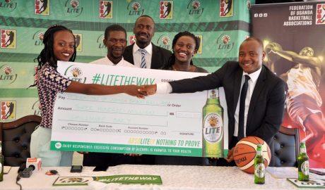 Tusker Lite Brings Light to Uganda National Basketball League 5