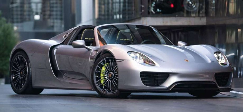 Porsche To Pay €535 Million In Fines Due To Emissions Scandal - Newslibre