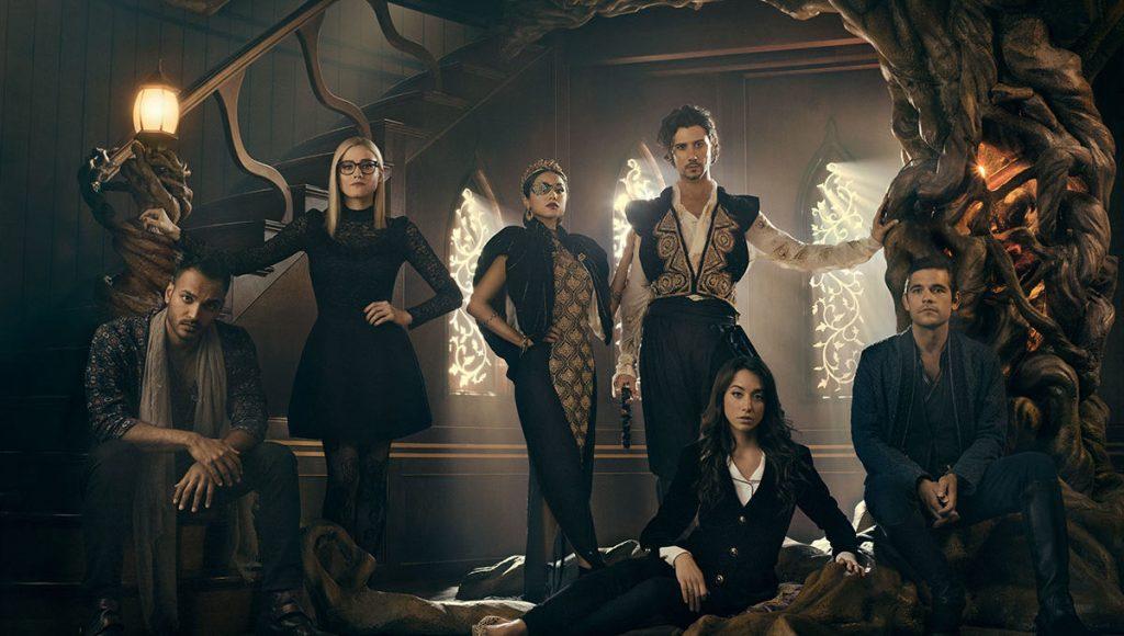 The Magicians - Newslibre