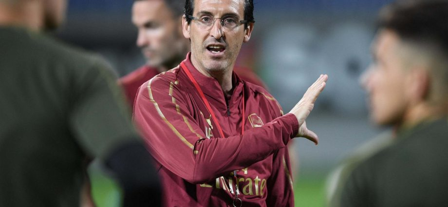 Arsenal Sack Manager Unai Emery 18 Months 1