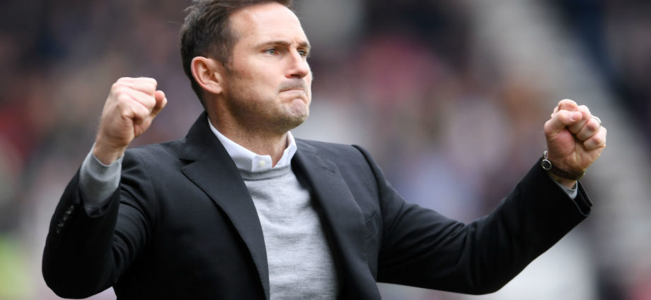 Could Frank Lampard be set to be Named New Chelsea Manager? 1
