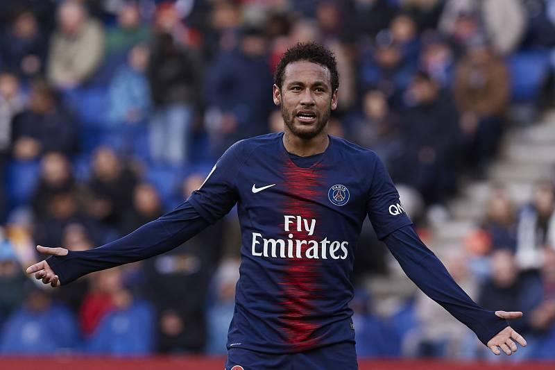 PSG Willing to Let Brazilian Forward Neymar Leave. 2