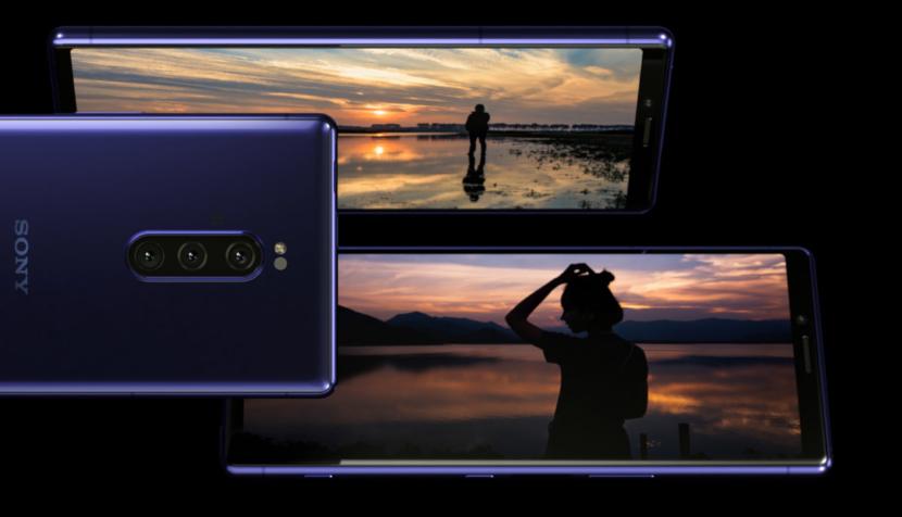 Sony Xperia 1 Three Lens Camera - Newslibre