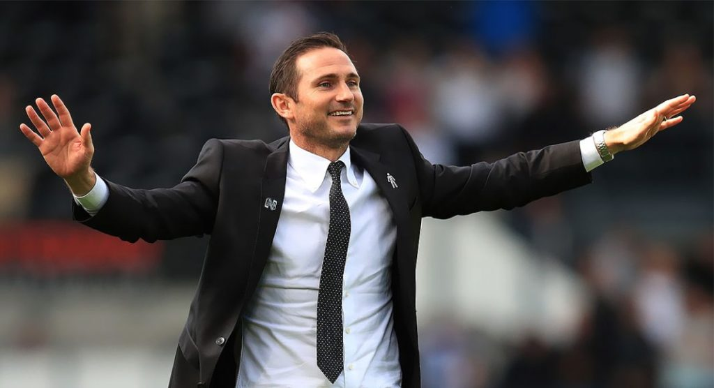Could Frank Lampard be set to be Named New Chelsea Manager? 2