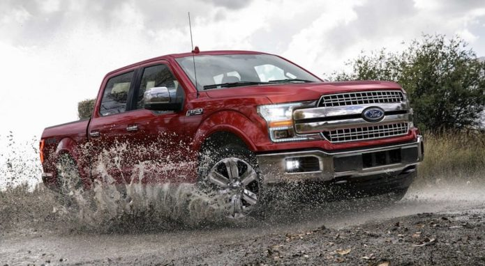 The 2019 Ford F-150 claims to the best there is this year.