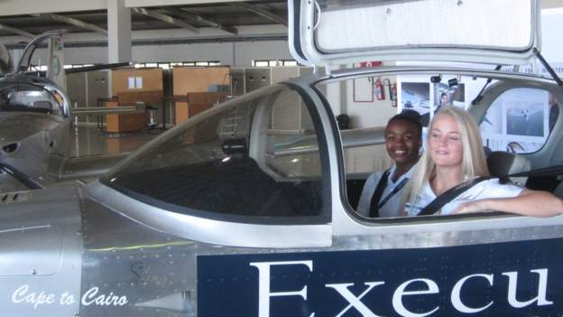 South African Teenagers Build A Plane In 10 Days 3