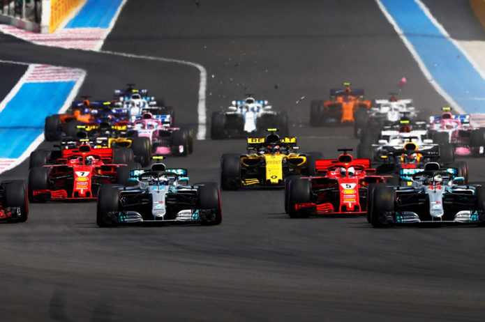 Formula 1 and FIA sign United Nations' Sports for Climate Action Framework - Newslibre