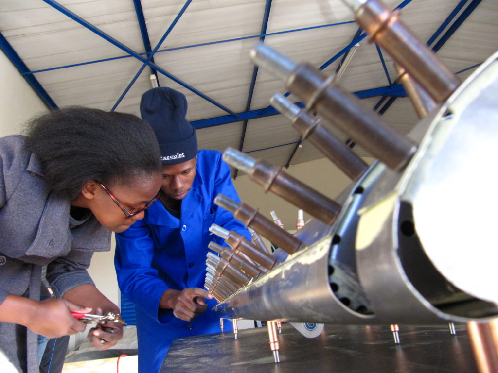South African Teenagers Build A Plane In 10 Days 2