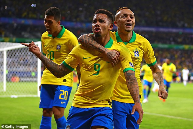 Brazil Knock Out Messi's Argentina In Copa America 2