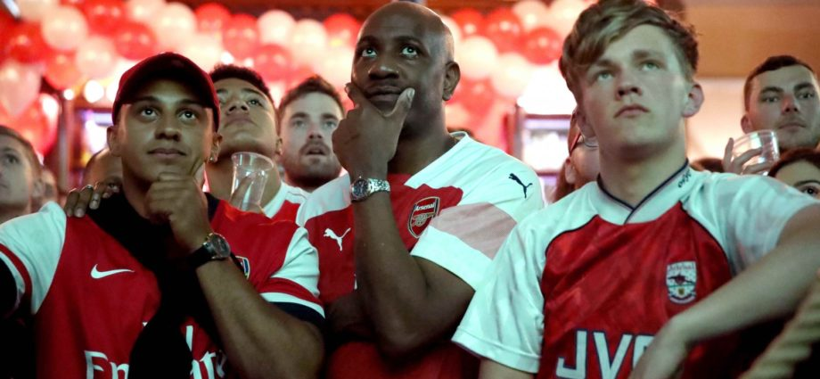 Why Arsenal Fans In London Are To Blame 1