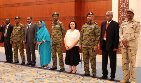 Sudan Declares a State of Emergency 2