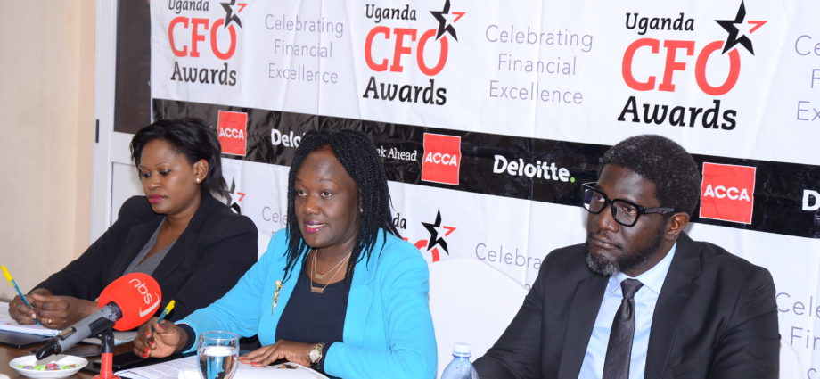 Deloitte launch the third edition of the Chief Finance Officer (CFO) Awards 2019 1