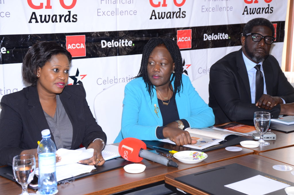 Deloitte launch the third edition of the Chief Finance Officer (CFO) Awards 2019 2