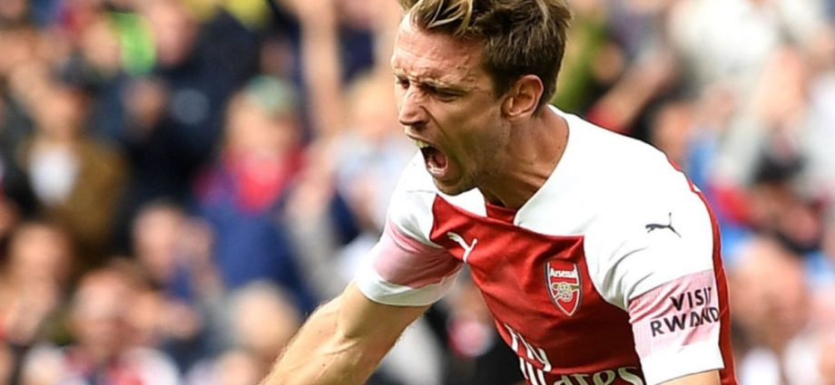 Real Sociedad Sign Arsenal Left Back Nacho Monreal 1