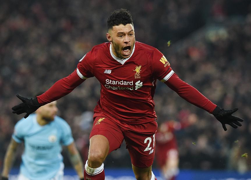 Oxlade Chamberlain Signs New Liverpool Deal 3