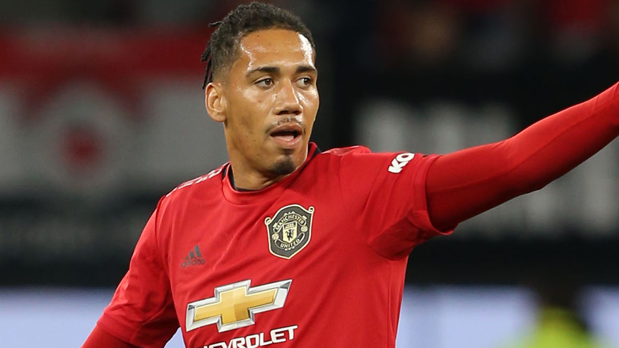 Chris Smalling Joins AS Roma on Season Long Loan 2