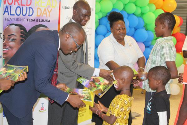 Uganda Cancer Institute to Celebrate 150 Childhood Cancer Survivors 1