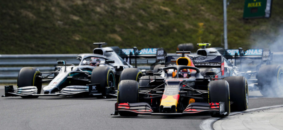 Formula One 2019 Returns with Belgian Grand Prix 1