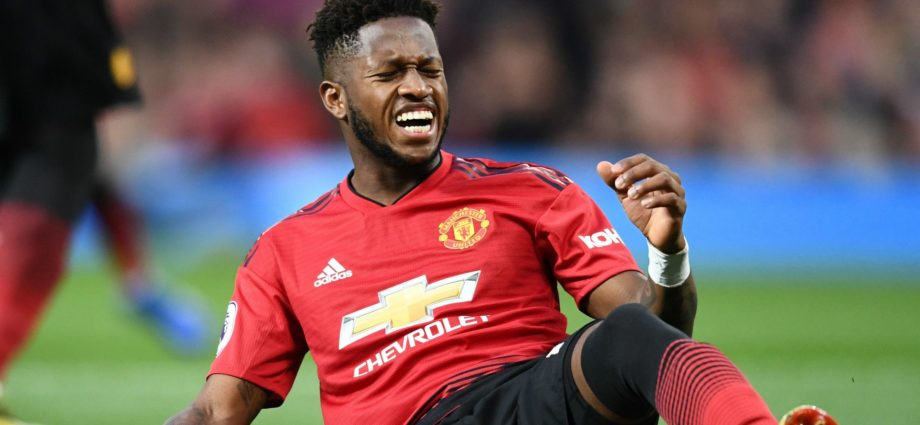 Fiorentina Eye Manchester United's Flop Fred 1