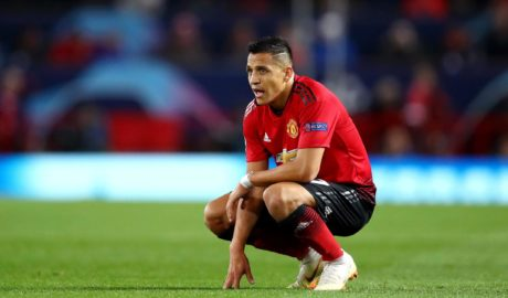 With Martial Injured, Alexis Sanchez is set to Stay at United 1