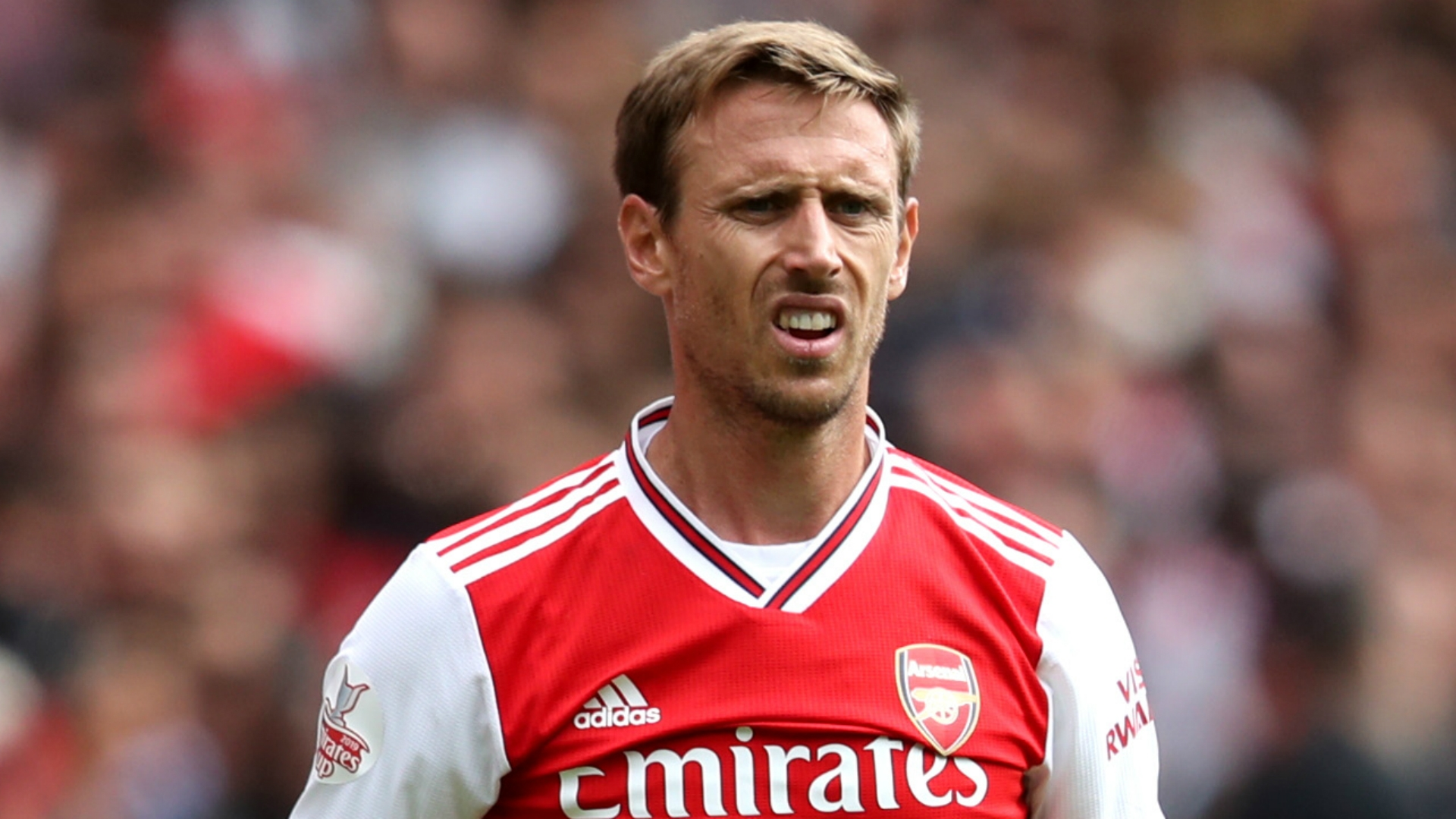 Real Sociedad Sign Arsenal Left Back Nacho Monreal 2