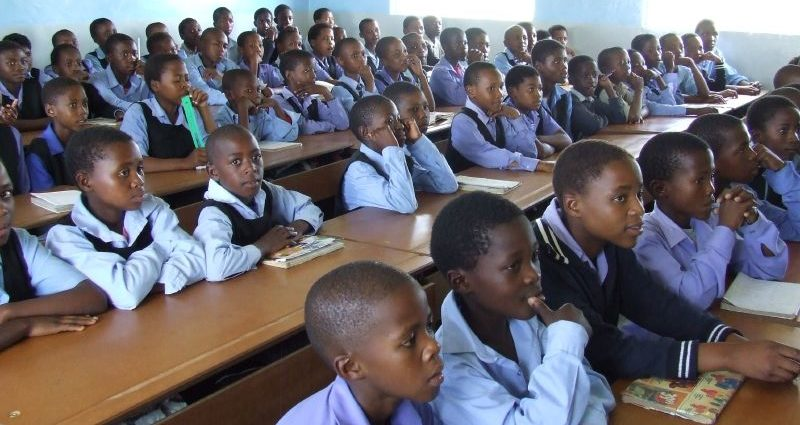 The State of Africa's Formal Education 1