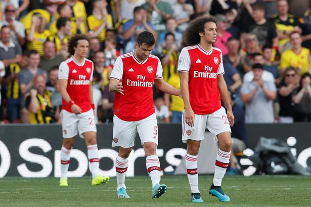 Arsenal Welcome Rob Holding In Calamitous Defense as Ozil is Rested 1