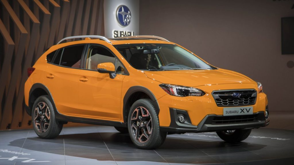 2018 Subaru Crosstrek - Newslibre