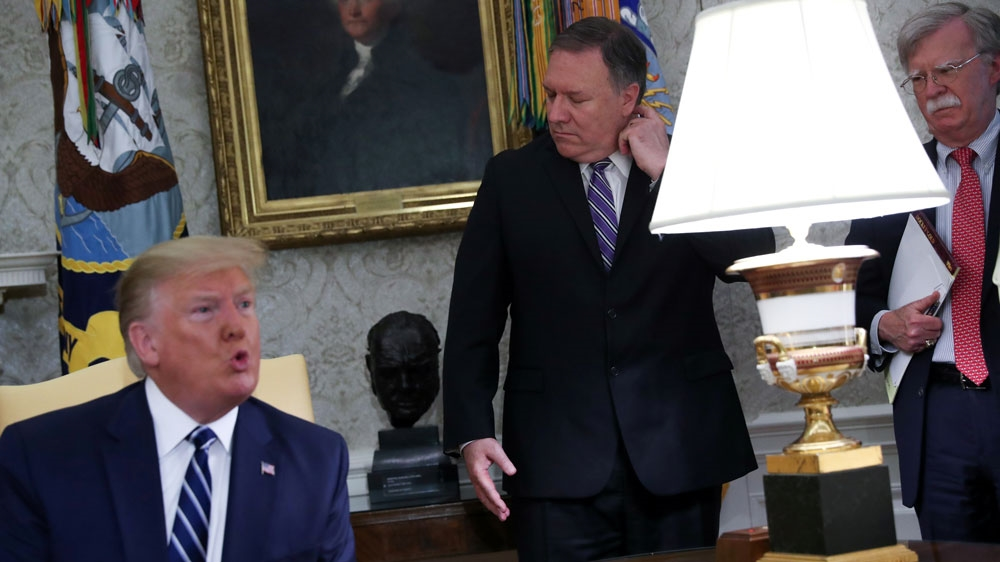 President Trump Fires National Security Adviser John Bolton 3
