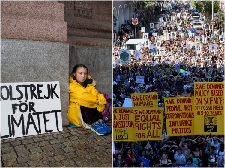 16 Year Old Greta Thunberg Shames World Leaders for Failing Her Generation 3