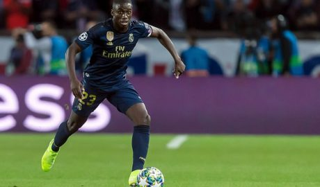 Ferland Mendy Out Injured Giving Real Madrid Defensive Crisis 7