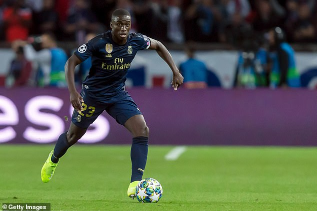 Ferland Mendy Out Injured Giving Real Madrid Defensive Crisis 1