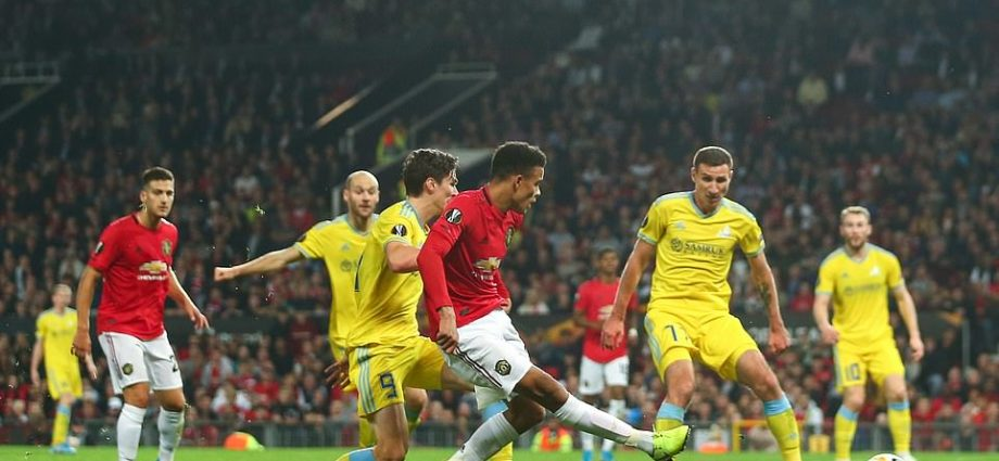 Mason on Mission to Save Manchester United Europa Blushes 1