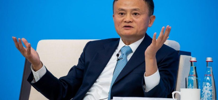 Alibaba's Founder Jack Ma Officially Steps Down as Chairman 1