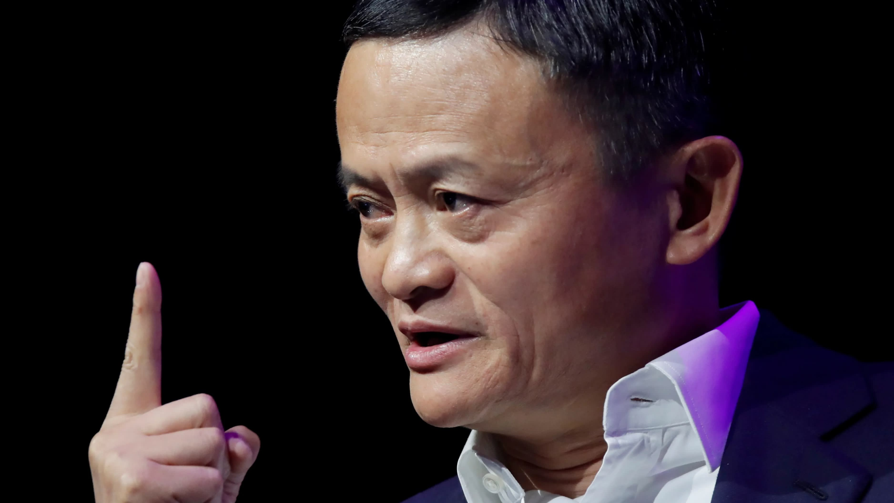 Alibaba's Founder Jack Ma Officially Steps Down as Chairman 2