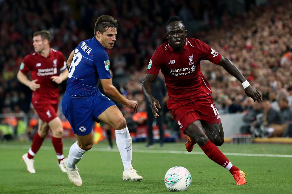 In Form Chelsea Host Rampant Liverpool 3