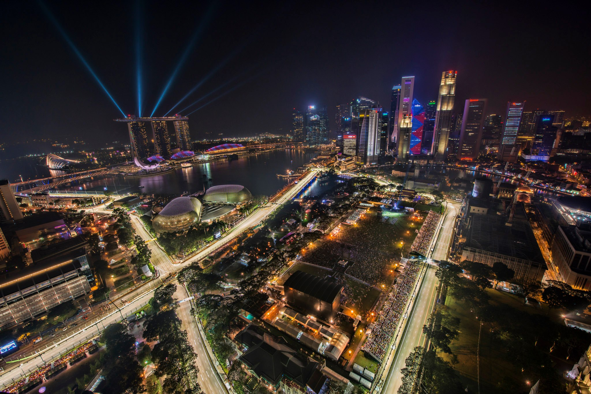 Singapore Grand Prix as Reviewed by Emmron 3