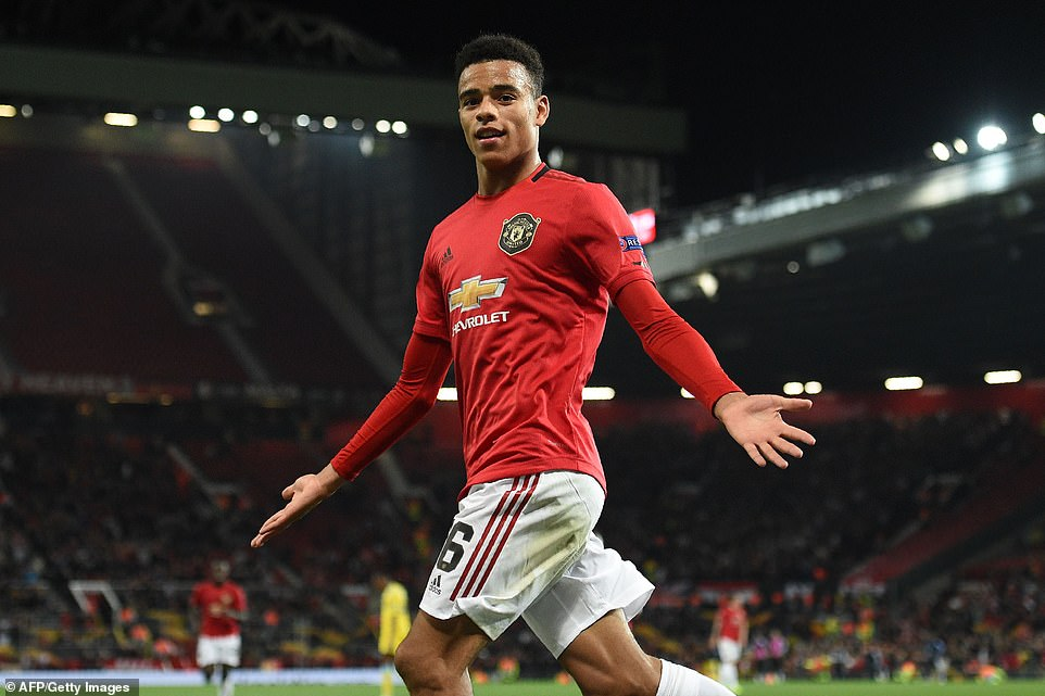 Mason on Mission to Save Manchester United Europa Blushes 2
