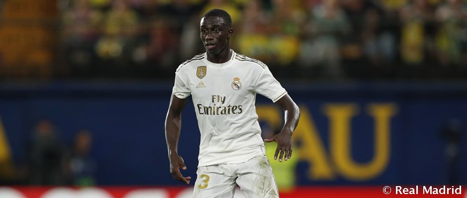 Ferland Mendy Out Injured Giving Real Madrid Defensive Crisis 2