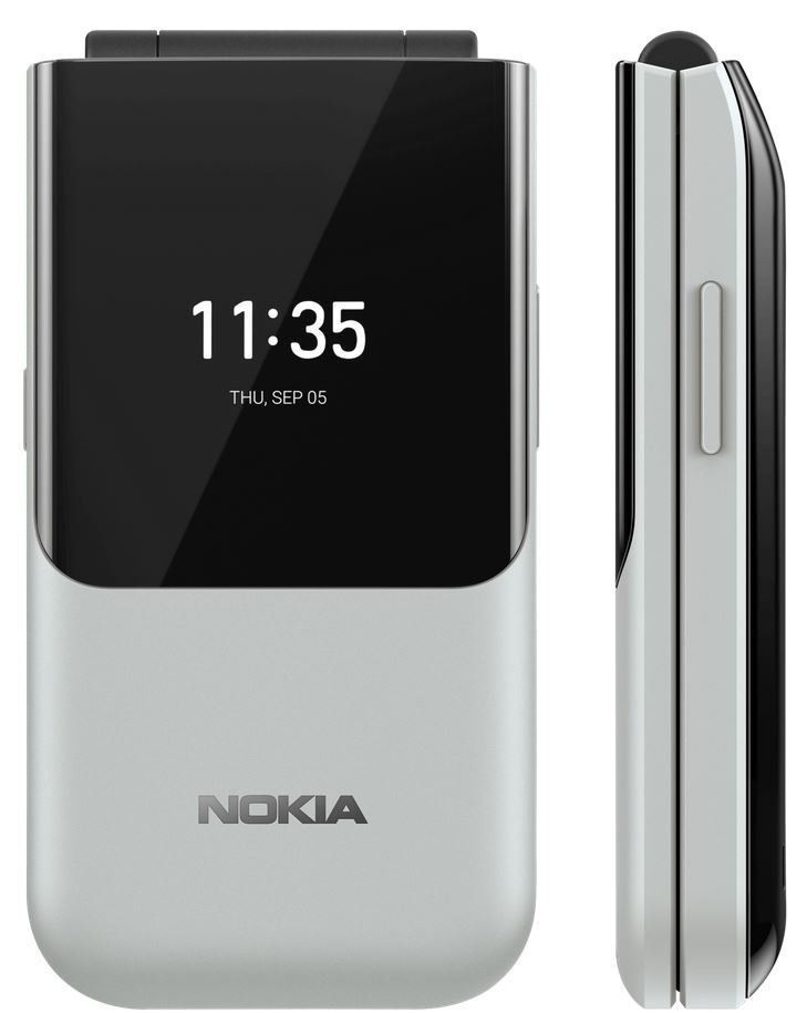 Nokia Relaunches The Famous Flip Phones 3